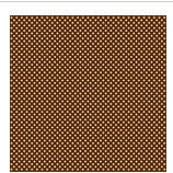Doodlebug Design - Teen Girl Collection - 12x12 Accent Paper - Choco Dot