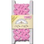 Doodlebug Design Cotton Rick Rack - Cupcake