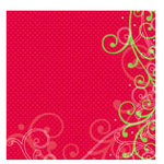 Doodlebug Design - Christmas Collection - 12x12 Accent Paper - Christmas Magic