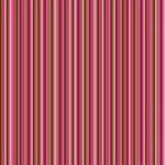 Doodlebug Design - Love Spell Valentine's Day Collection - 12x12 Paper - Neapolitan Stripe