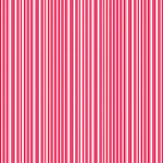Doodlebug Design - 12x12 Accent Paper - Ladybug Boutique Stripe