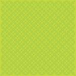 Doodlebug Design - 12x12 Accent Paper - Limeade La Fleur, CLEARANCE