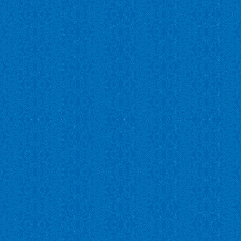 Doodlebug Design - 12x12 Accent Paper - Blue Jean Filagree, CLEARANCE