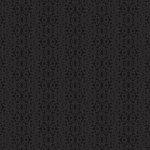 Doodlebug Design - 12x12 Accent Paper - Beetle Black Filagree
