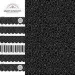 Doodlebug Design - Potpourri - 12 x 12 Paper Assortment - Beetle Black
