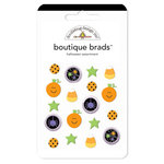 Doodlebug Design - Hocus Pocus Collection - Halloween - Boutique Brads, CLEARANCE
