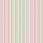 Doodlebug Design - Sweet Treats Collection - 12 x 12 Accent Paper - Sundae Stripe