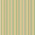 Doodlebug Design - Zoofari Collection - 12 x 12 Accent Paper - Safari Stripe