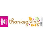 Doodlebug Design - Headlines Collection - Cardstock Stickers - Thanksgiving