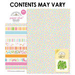 Doodlebug Design - Paper Plus Value Pack - Primary Assortment