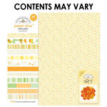 Doodlebug Design - Paper Plus Value Pack - Citrus Assortment
