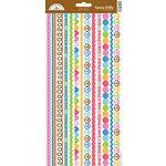 Doodlebug Design - Feeling Groovy Collection - Cardstock Stickers - Fancy Frills