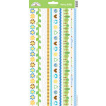 Doodlebug Design - Mother Nature Collection - Cardstock Stickers - Fancy Frills