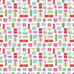 Doodlebug Design - Happy Holidays Collection - 12 x 12 Paper - All Wrapped Up