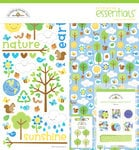 Doodlebug Design - Mother Nature Collection - Essentials Kit