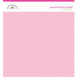 Doodlebug Design - Petite Prints Collection - 12 x 12 Paper Assortment