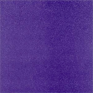 Doodlebug Design - Sugar Coated Cardstock - 12 x 12 Glittered Cardstock - Grape