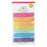 Doodlebug Design - Doodle Twine - Bright Assortment