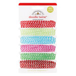 Doodlebug Design - Doodle Twine - Christmas Assortment