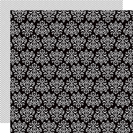 Doodlebug Design - Classic Collection - 12 x 12 Double Sided Paper - Elegance