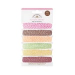 Doodlebug Design - Sugar and Spice Collection - Doodle Twine - Baby Girl Assortment
