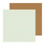 Doodlebug Design - Snips and Snails Collection - 12 x 12 Double Sided Paper - Pat a Cake
