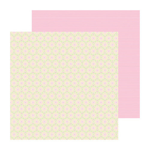 Doodlebug Design - Sugar and Spice Collection - 12 x 12 Double Sided Paper - Blankie