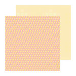 Doodlebug Design - Sugar and Spice Collection - 12 x 12 Double Sided Paper - Just Duckie