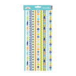 Doodlebug Design - Boys Only Collection - Cardstock Stickers - Fancy Frills