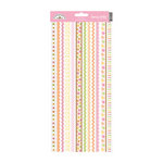Doodlebug Design - Sugar and Spice Collection - Sugar Coated Cardstock Stickers - Fancy Frills