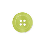 Doodlebug Design - Oodles - Buttons - Round - 19 mm - Sweet Pea