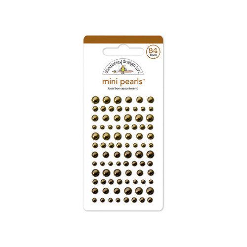 Doodlebug Design - Adhesive Pearls - Mini - Bon Bon