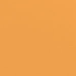 Doodlebug Design - 12 x 12 Textured Cardstock - Tangerine
