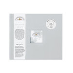 Doodlebug Design - 12 x 12 Storybook Album - Gray