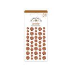 Doodlebug Design - Jewels Adhesive Rhinestones - Bon Bon