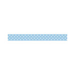 Doodlebug Design - Washi Tape - Bubble Blue Swiss Dot