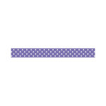 Doodlebug Design - Washi Tape - Lilac Swiss Dot