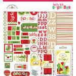 Doodlebug Design - Let's Kit Together - Christmas, CLEARANCE