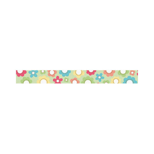 Doodlebug Design - Flower Box Collection - Washi Tape - Flower Garden