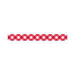 Doodlebug Design - Stars and Stripes Collection - Washi Tape - Picnic Basket