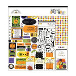 Doodlebug Designs - Let's Kit Together - Halloween