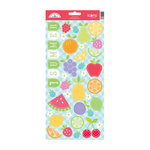 Doodlebug Design - Fruit Stand Collection - Cardstock Stickers - Icons