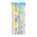 Doodlebug Design - Take Note Collection - Cardstock Stickers - Fancy Frills