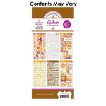 Doodlebug Design - Cardstock and Chipboard Stickers - Assortment Pack - Fall