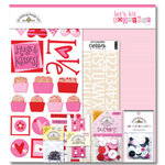 Doodlebug Designs - Let's Kit Together - Love