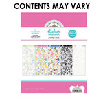 Doodlebug Design - Alphabet Cardstock Stickers - Party Mix Value Pack