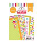 Doodlebug Design - Fruit Stand Collection - 4 x 6 Album Inserts