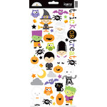 Doodlebug Design - Halloween Parade Collection - Cardstock Stickers - Icons
