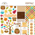 Doodlebug Design - Happy Harvest Collection - Essentials Kit