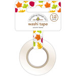 Doodlebug Design - Happy Harvest Collection - Washi Tape - Autumn Leaves